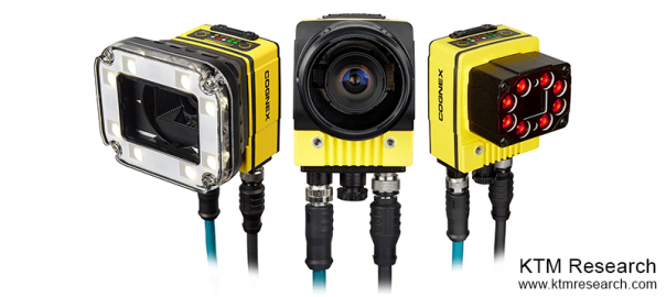 Cognex In-Sight 7802 Lineup